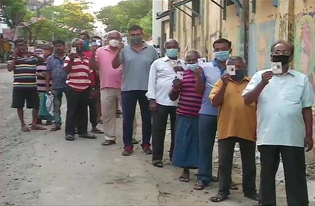 west bengal elections fifth round of voting begins