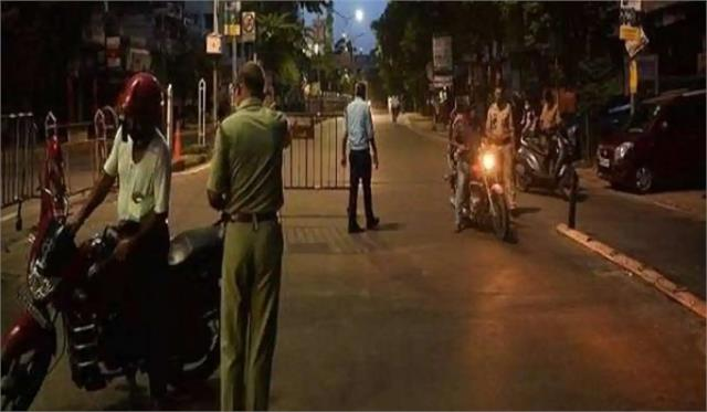 night curfew in some more districts including gorakhpur in uttar pradesh