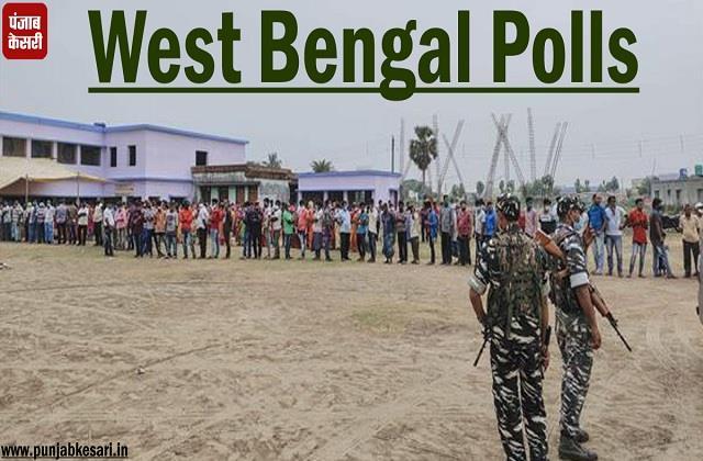west bengal polls live updates