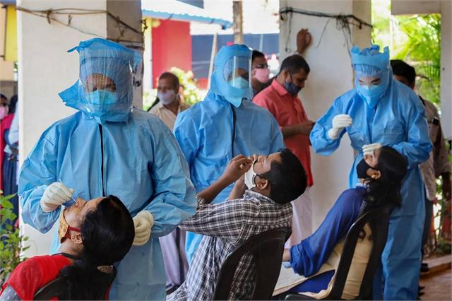 40 more deaths due to corona virus infection in up 6023 new cases were reported