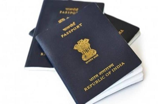 fake passport work full swing a third case came to light