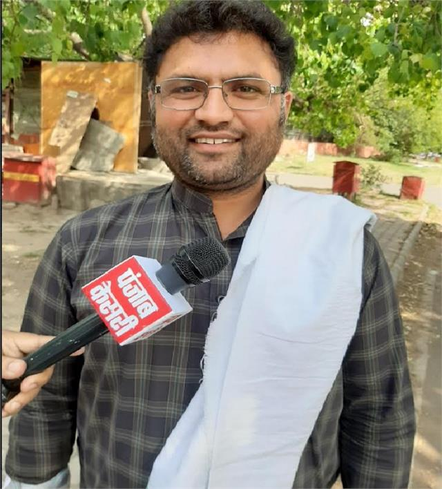ashok tanwar big attack congress