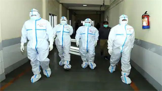 40 doctors including kgmu vice chancellor vipin puri corona positive