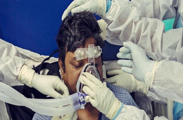 12 people died in mp due to lack of oxygen