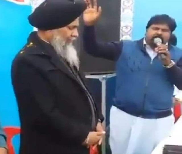 longowal s video goes viral