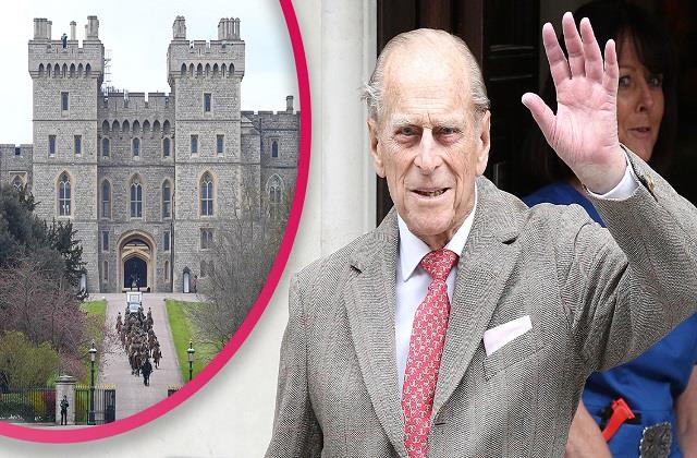 prince philip s funeral in photos
