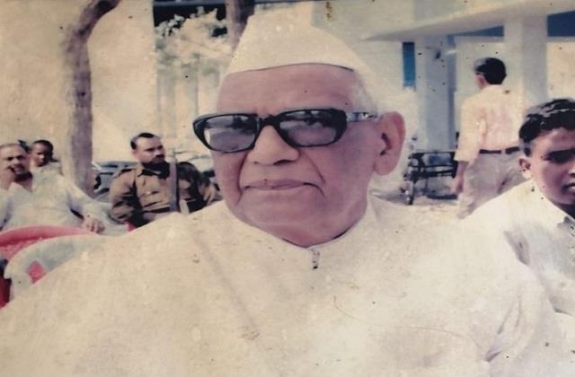 former chairman of bihar legislative council prof death of arun kumar