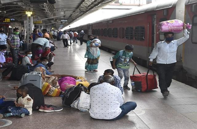 big relief for passengers traveling by train