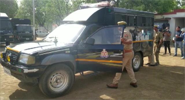 uttar pradesh police team reaches punjab to take mukhtar ansari into custody