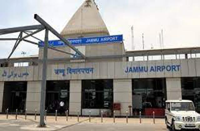 normal operation of aircraft will start at jammu airport from tuesday