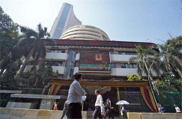 market opens on green mark on last trading day of the week