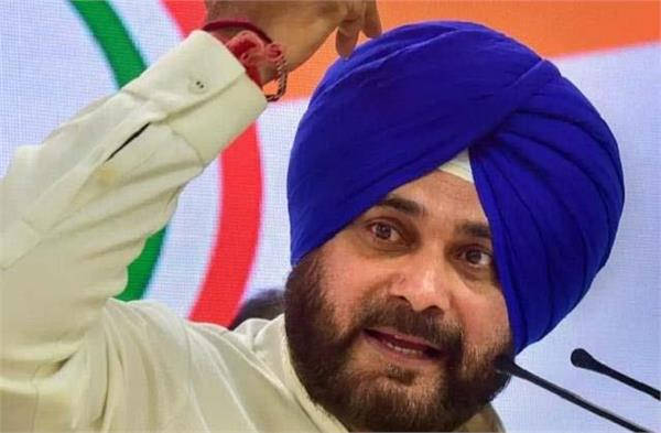navjot sidhu s big attack on badal family and captain government