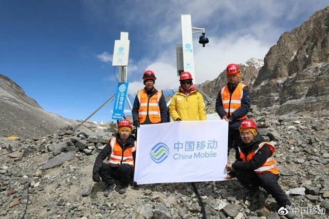 china opens 5g signal station at world s highest radar location