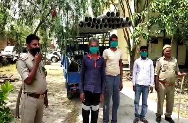 up panchayat election to lure voters pratiyashi distributed