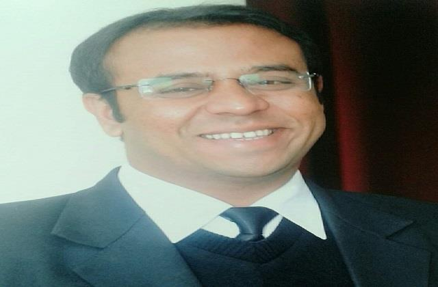 judge kamal nath jai singh pure dies due to lack of oxygen