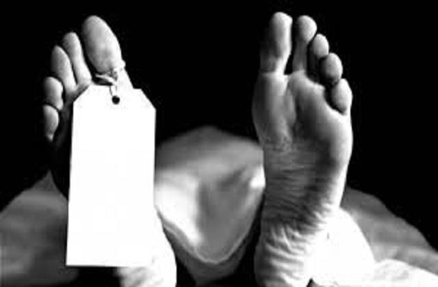 elderly death due to consuming poisonous substances
