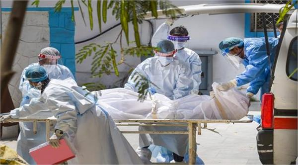 2 137 new cases of infection in prayagraj 10 patients died
