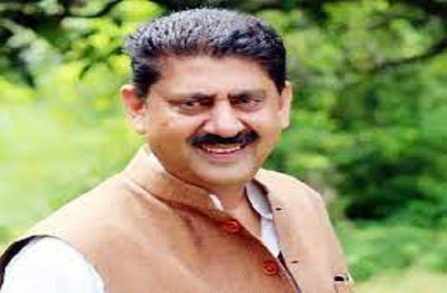 rakesh pathania emerging as a strong leader from kangra district