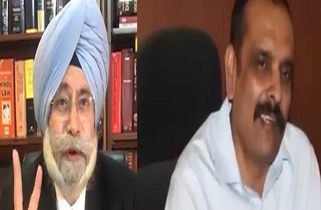 phoolka denied the allegations of kunwar vijay pratap singh