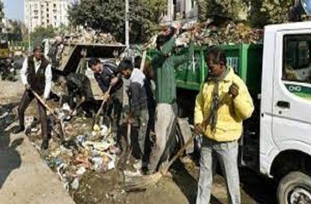 there should be a change in time of garbage otherwise we will not pay fees