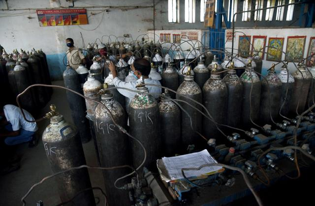 steel companies including tata steel sail supply oxygen for treatment