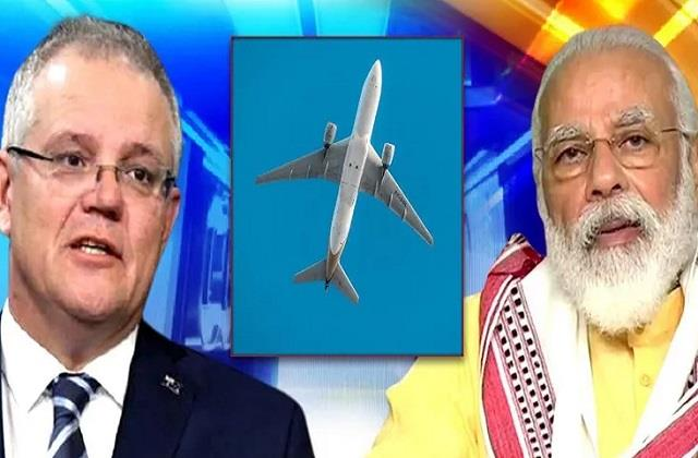 australia bans all direct passenger flights from india until may 15