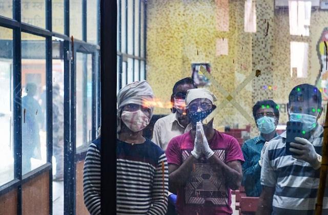 national news punjab kesari gujarat delhi corona virus ambulance