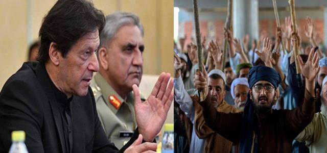 confrontation between islamic organizations and pak government