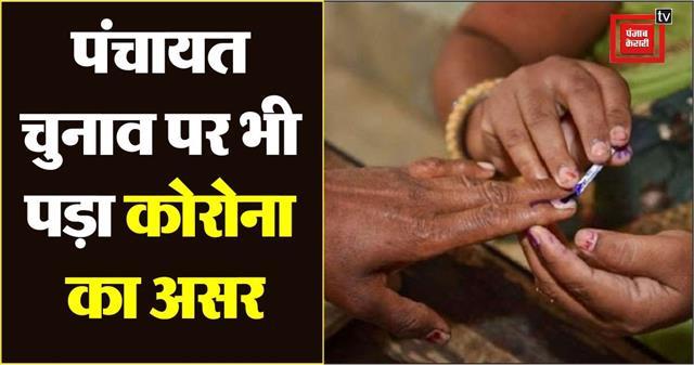 panchayat elections postponed in bihar