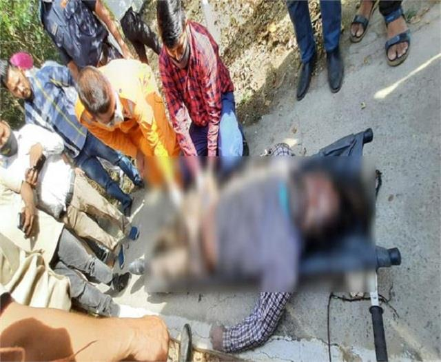 dead body of missing journalist of punjabi newspaper