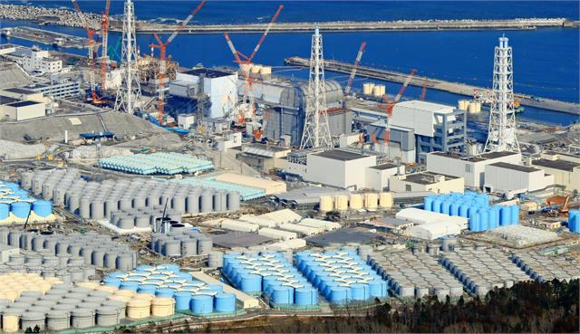 china warns to japan s move to release radioactive water into sea