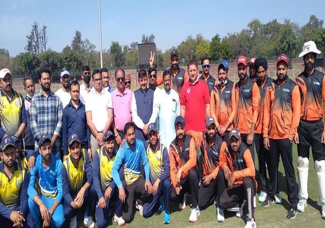 rajendra rana praised the efforts of sirmour association chandigarh