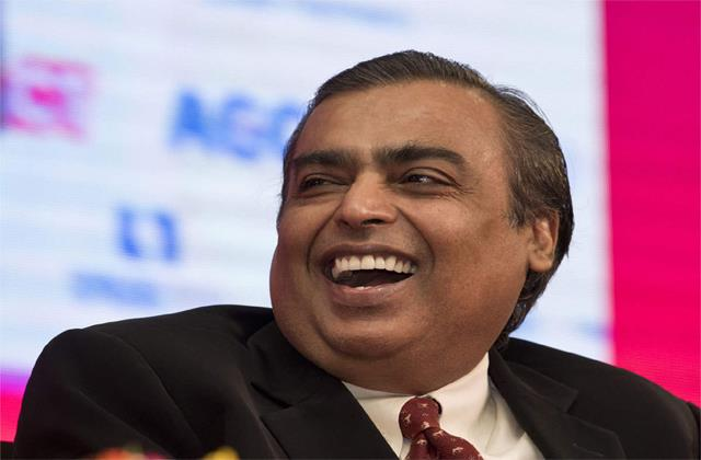mukesh ambani snatches jack ma s crown forbes released the list of nobles