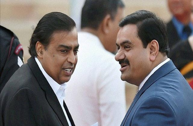 mukesh ambani and gautam adani slipped from the rich list
