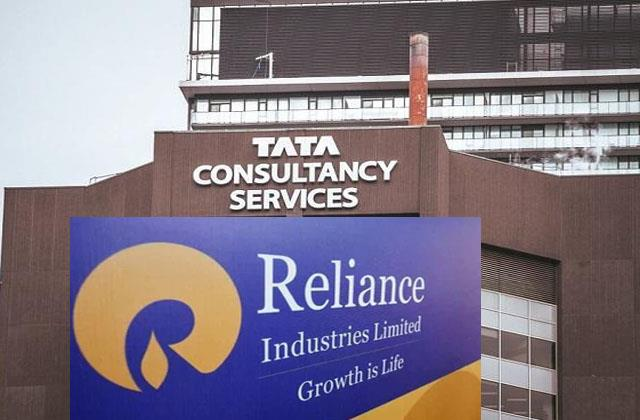 mcap of 7 companies out of top 10 reduced by rs 1 41 lakh crore