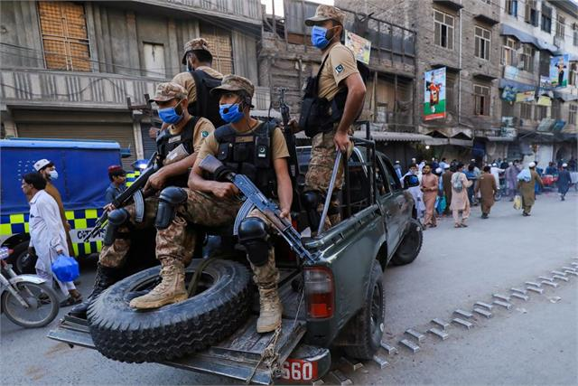 pakistan deploys army in 16 cities to enforce covid 19 precautions