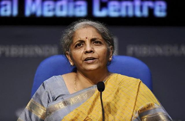 nirmala sitharaman appeals to world bank group help provided in times of crisis