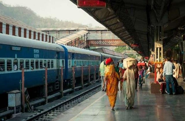 railway run 2 special trains for pilgrimage sites