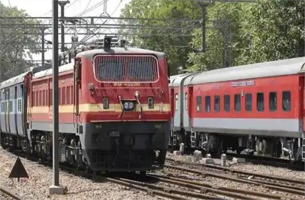 a major shock to the rail passengers in haryana