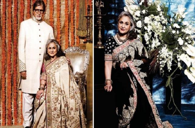 साड़ियों की शौकीन है जया बच्चन, देखिए उनकी 10 मनपसंद साड़ी कलैक्शन