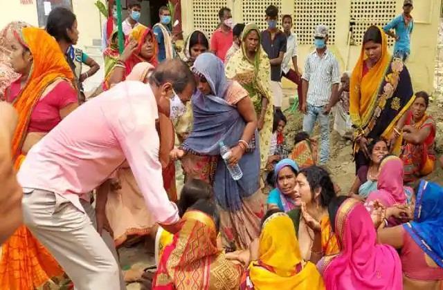 retired army man shot dead in bhagalpur