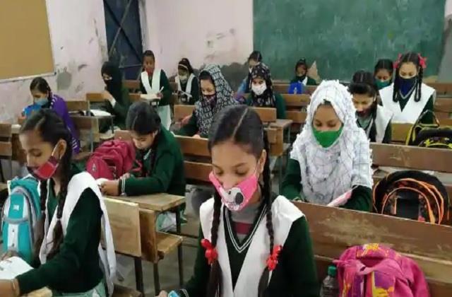 school in leh closed due to corona till 30th april