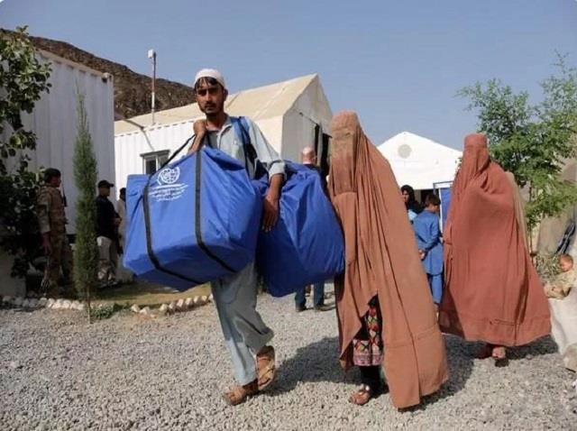 pakistan postpones cards renewal to afghan refugees