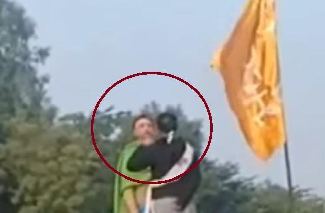 school principal beaten to student video viral