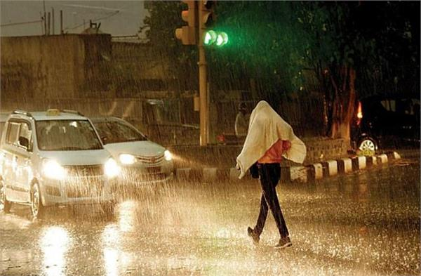 delhiites will get relief from heat tomorrow possibility of rain