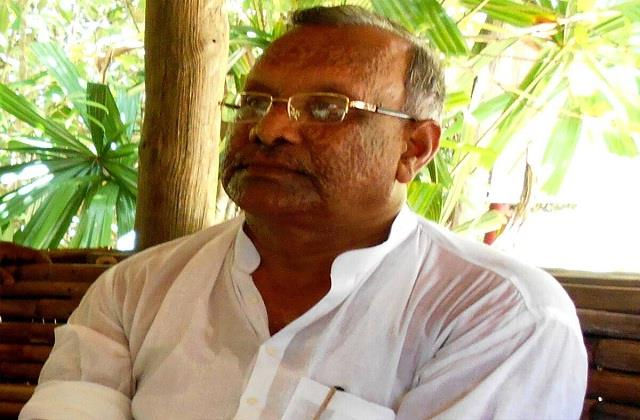 tarakishore mourns the death of former minister mevalal chaudhary