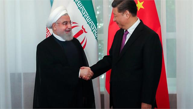 china iran new big deal will be tention for india