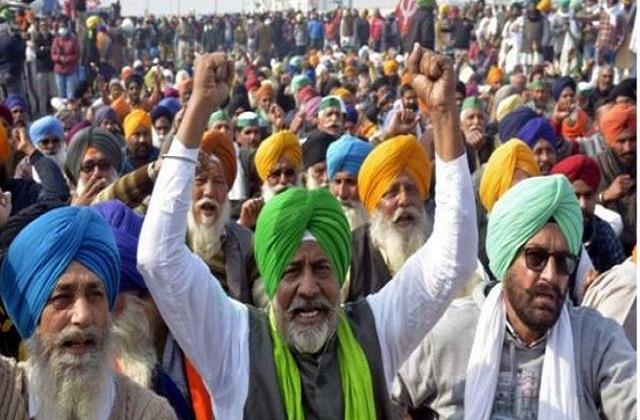 kisan andolan increased patients on the border