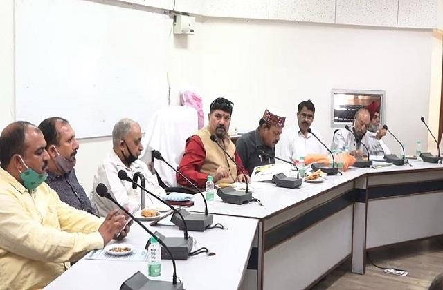 himachal trade board gave this ultimatum to the government in una