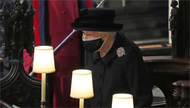 क्वीन एलिजाबेथ ने प्रिंस फिलिप के अंतिम संस्कार में पहना डायमंड ब्रोच, जानें इसकी हिस्ट्री